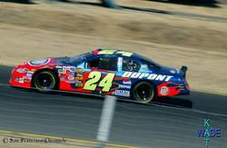 SF CHRONICLE NASCAR 01AA