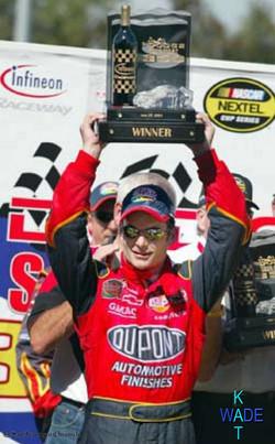 SF CHRONICLE NASCAR 07AA