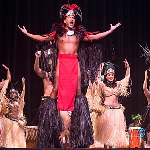 Heiva I Waikiki 2016 Hawai'i Theatre