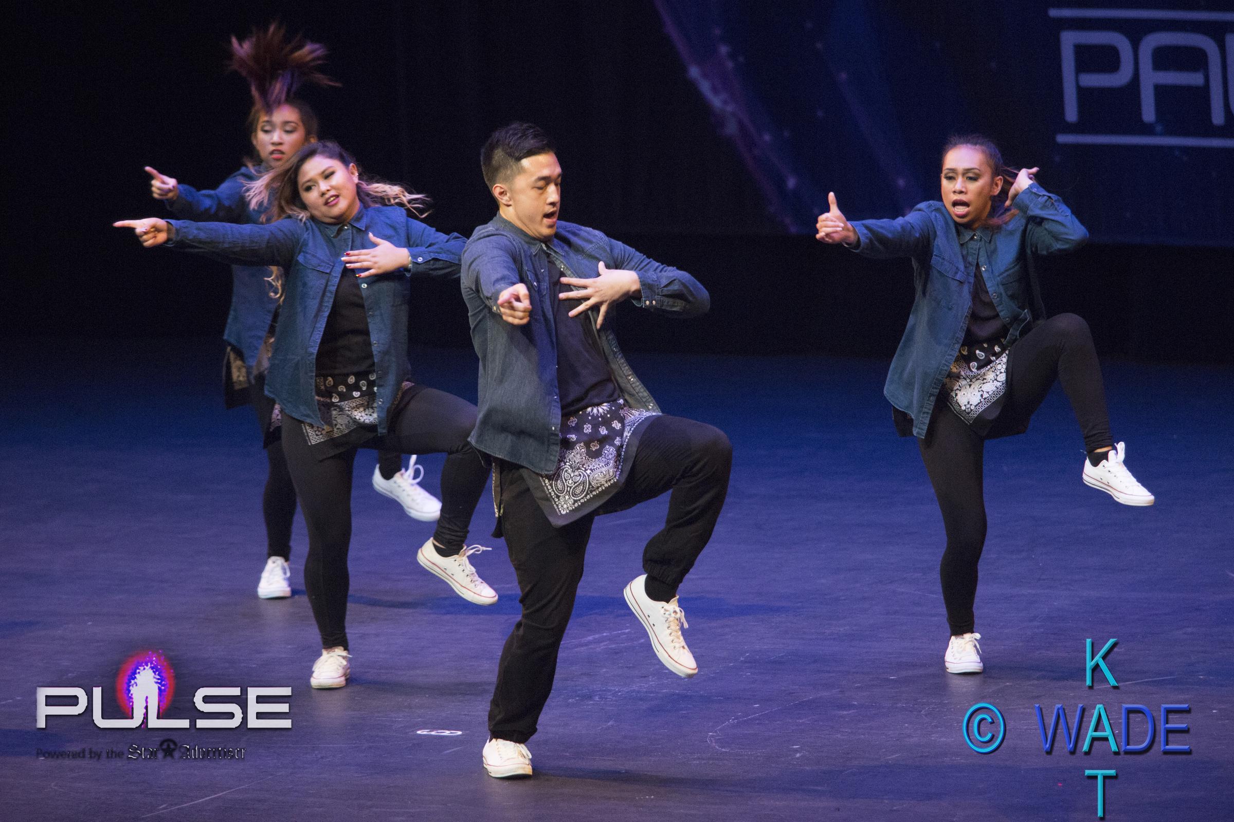 PUL WORLD OF DANCE 009A