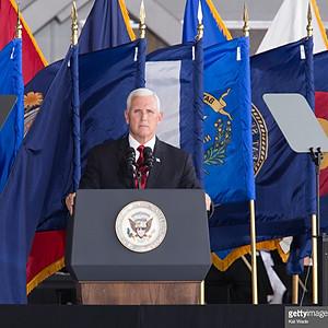 U.S. VICE PRESIDENT PENCE