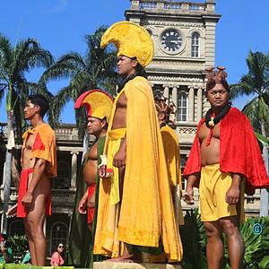 100th Kamehameha Parade