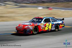 SF CHRONICLE NASCAR 02AA