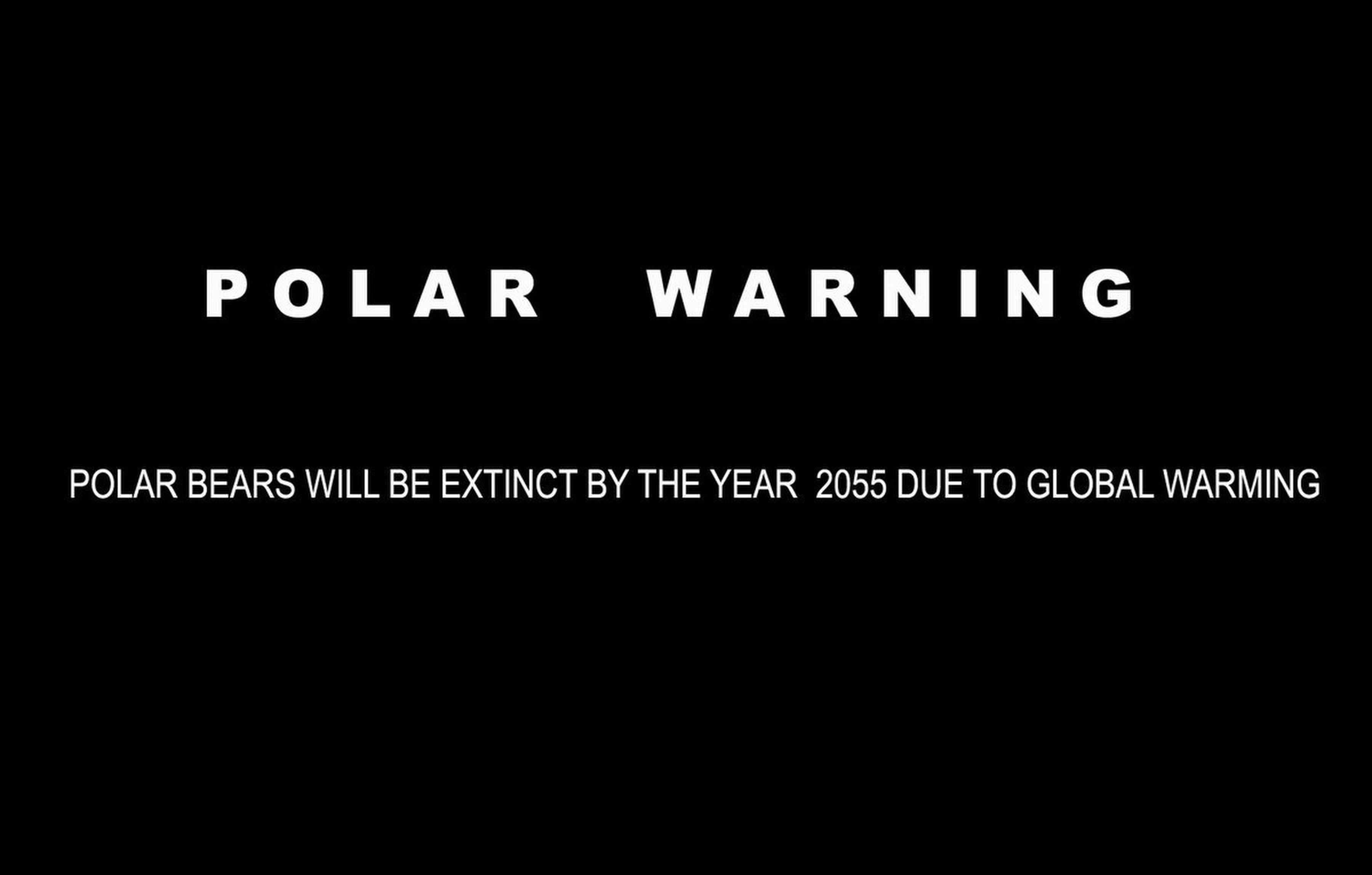 POLAR WARNING 01