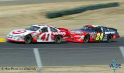 SF CHRONICLE NASCAR 08AA