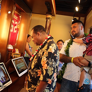 The Polynesian Football Hall of Fame PCC