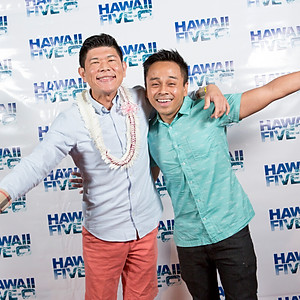 Hawaii Five-0 Wrap Party