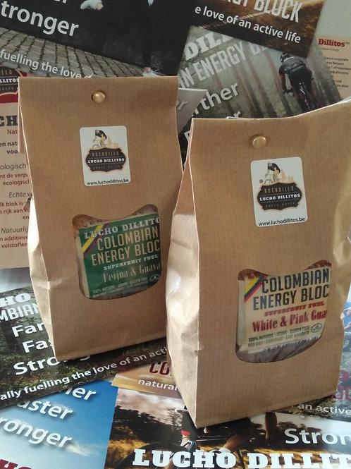 6 mix lucho in verpakking
