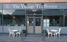 The Vintage Tea Rooms only 5min drive from The Gables and Longbowe
