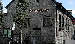 Kytelers Inn only 5 min from The Gablwes and Longbowe
