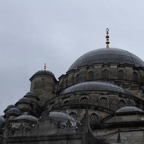 As incríveis mesquitas de Istambul