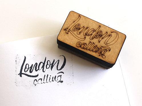 Carimbo London Calling