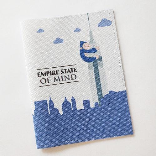 Porta Passaporte Empire