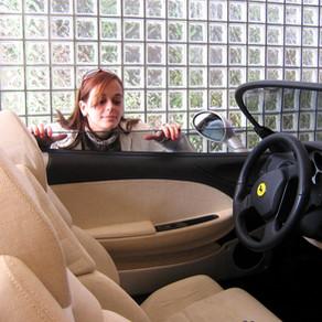 Como é o museu da Ferrari em Modena