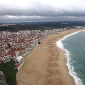Nazaré, bate e volta partindo de Lisboa
