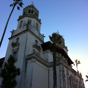 Hearst Castle – Um castelo na Califórnia