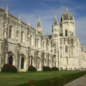 Um passeio por Belém, em Lisboa