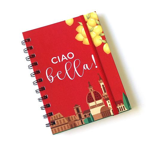 Diário de Viagem - Ciao Bella