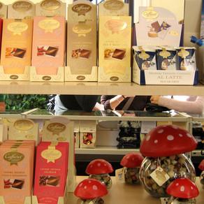 Eurochocolate, a maior feira de chocolates do mundo