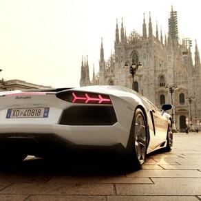 Alugar carro em Milão: #fail