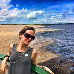 Encontro das Águas e mais um pouco da Amazônia