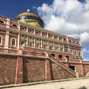 O Centro Histórico de Manaus