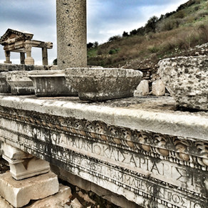 Éfeso, a segunda maior cidade do Império Romano