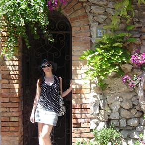Minha visita à ilha de Capri