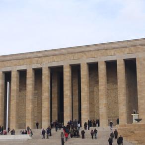 Ankara e o Mausoléu de Ataturk