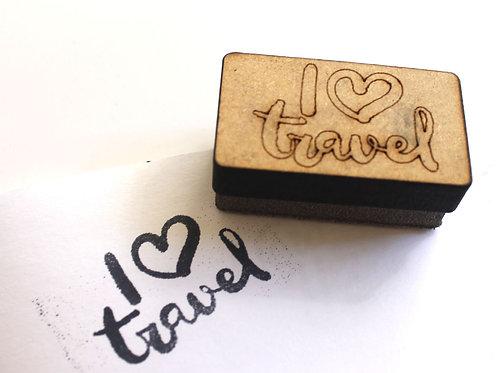 Carimbo Love Travel