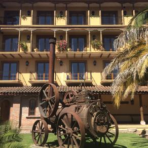 Museu de Colchagua em Santa Cruz, o maior museu privado do Chile