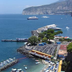 Sorrento, na Costa Amalfitana