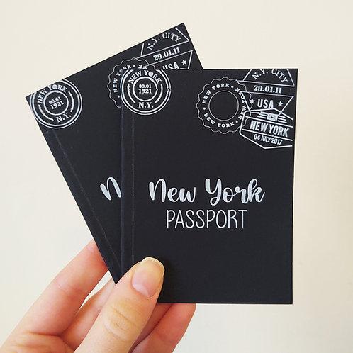 Passaporte NY