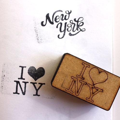 Carimbo Love NY