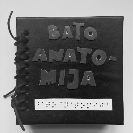 """Ugnė Češkevičiūtė """"Bato anatomija"""""""