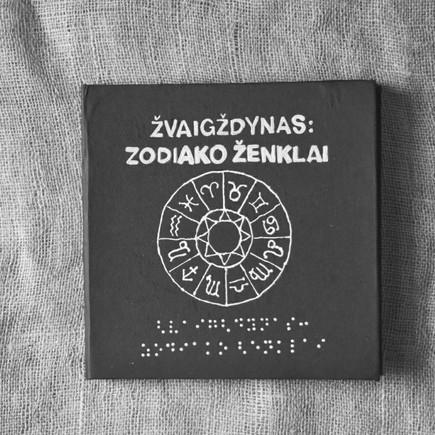 """Estera Turčinskaitė """"Žvaigždynas: zodiako ženklai"""""""