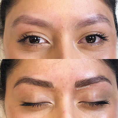 She doesn't have to deal with brow makeup ! She was so tired of that!!!_._Permanent Makeup Ibrows by Olga.jpg