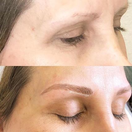 The right eyebrow!!! Whoooo!!!!!_._Permanent Makeup Ibrows by Olga.jpg