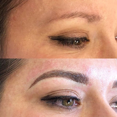 My beautiful client had years of over tweezing and needed help with her thin eyebrows.jpg