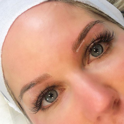 Beautiful eyes deserve beautiful eyebrow