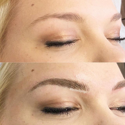 The right eyebrow guys!!! Thank you 🙏 for trusting me your beautiful face!!!_._Permanent Makeup Ibrows by Olga.jpg