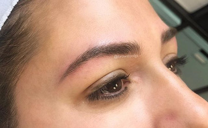 Left and right Eyebrows !! Scroll left t