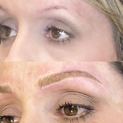 Who else want gorgeous eyebrows!!! Next!!! This is left eyebrow!!!_._Permanent Makeup Ibrows by Olga.jpg