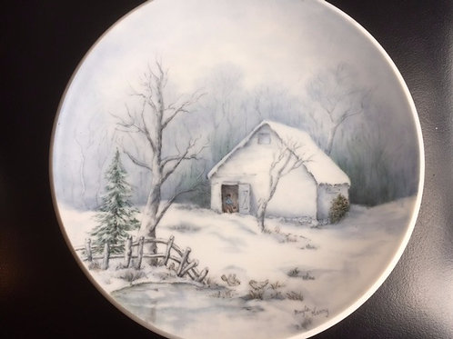 Gayle Harry Winter China 1