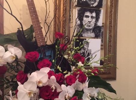 Keith Richards Rocked the Heard-Craig Center