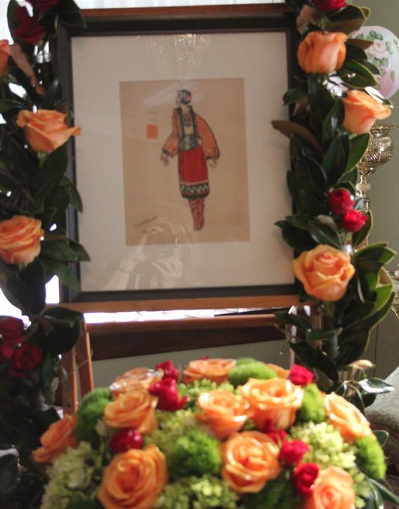 art meets floral 4_Tom Lea Illustration_