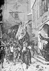 Dancing Plague: Epidemic Disease where 400 People Dance on the Street till Death