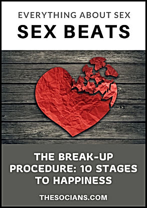 Article Journal 21 The break-up procedure 10 stages to happiness