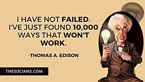 Thomas A. Edison: Best 25 Quotes For You