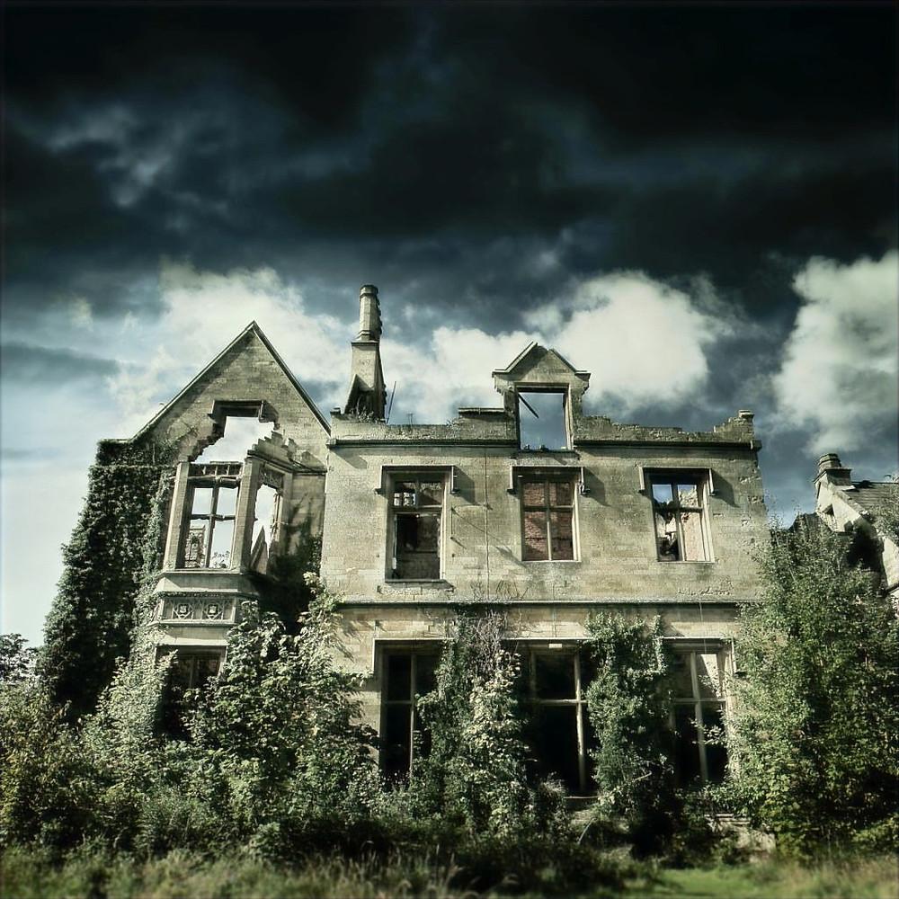 house of death, mark twain